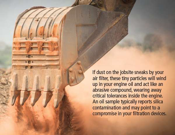 Oil Analysis: Why it's the best way to tell if your engine