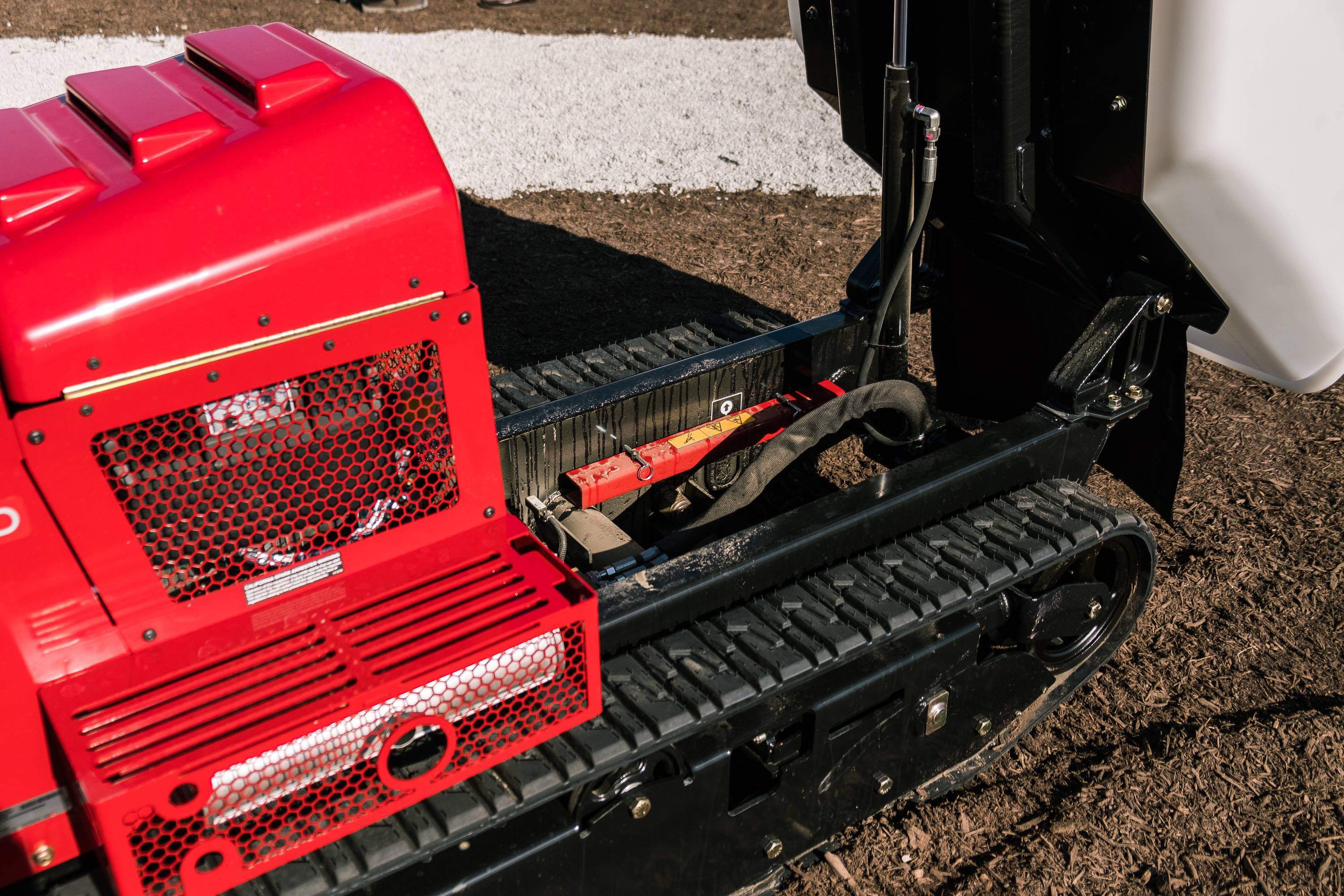 Toro's new MB TX 2500 Mud Buggy is a versatile, easy to