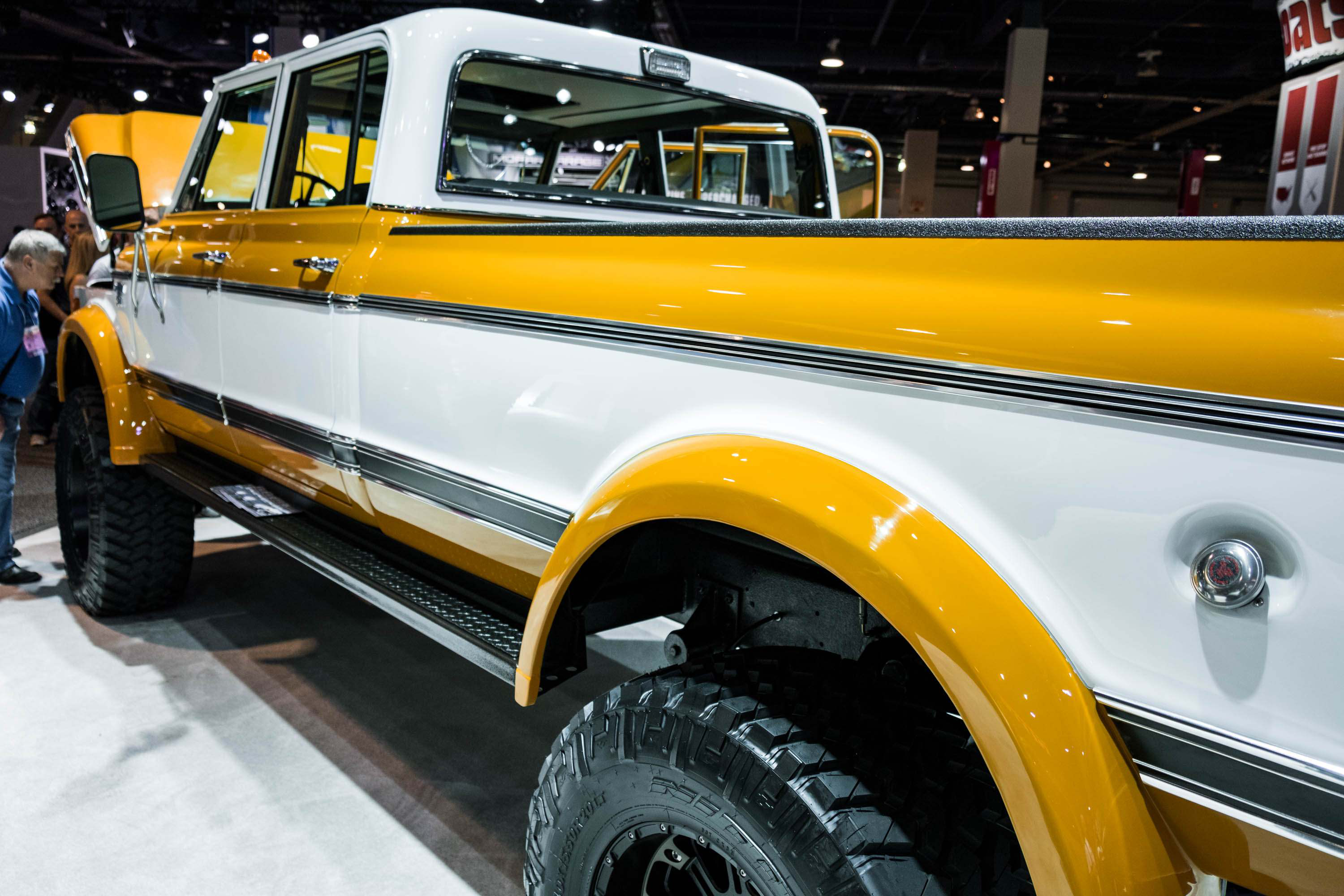 The Duke Is A 72 Chevy C50 Transformed Into One Bad Work Pickup
