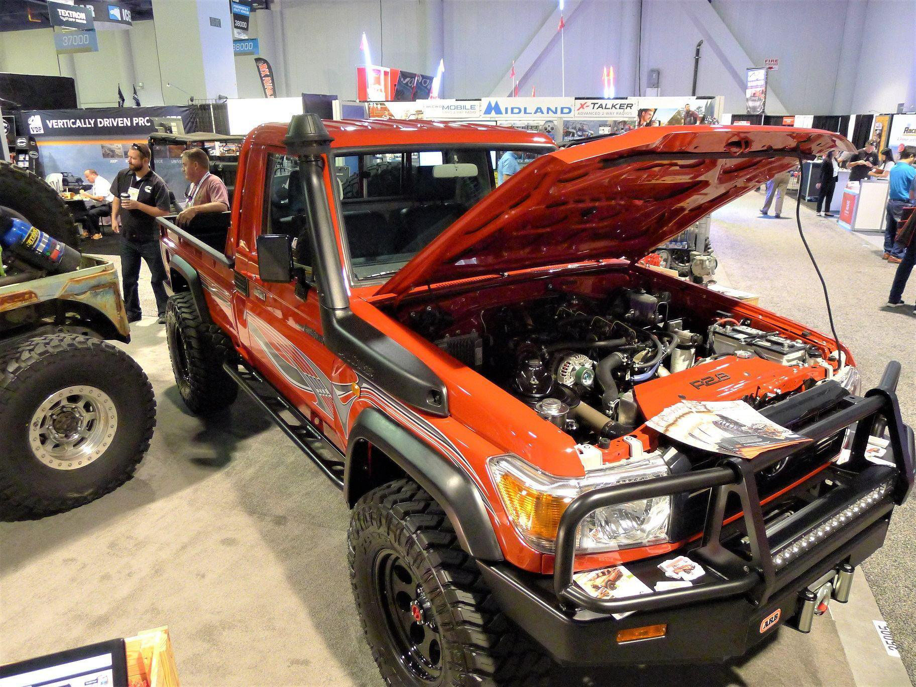 Cummins Unveils Its First Crate Engine The R28 Turbo Diesel Toyota Pickup Fuel Filter Location Components You Supply Are Mounts Transmission And Adapter Whatever Cooling Package Want To Use