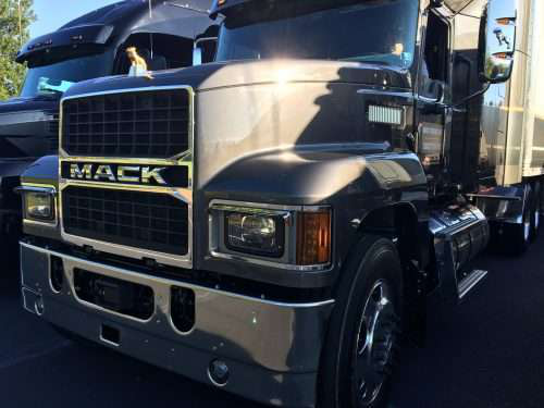 Test Drive: New Mack Pinnacle boasts redesigned cab, racing-inspired