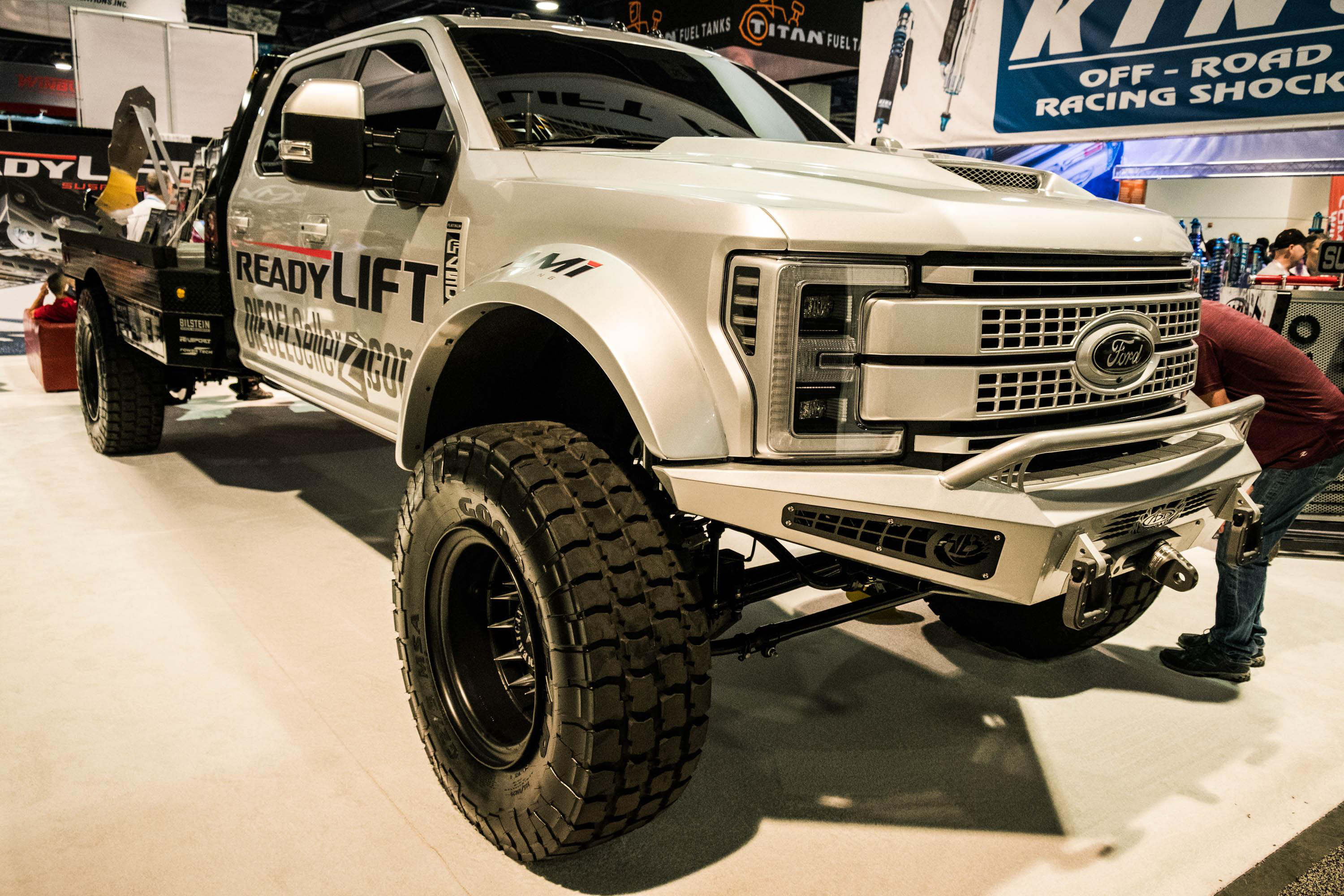 and for lift kits pickup superlift develops ford photos truck news trucks f