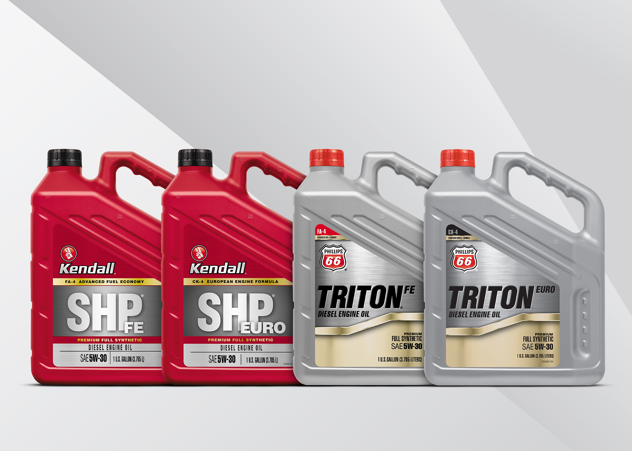 Diadon enterprises phillips 66 intros four fa 4 ck 4 for Kendall motor oil history