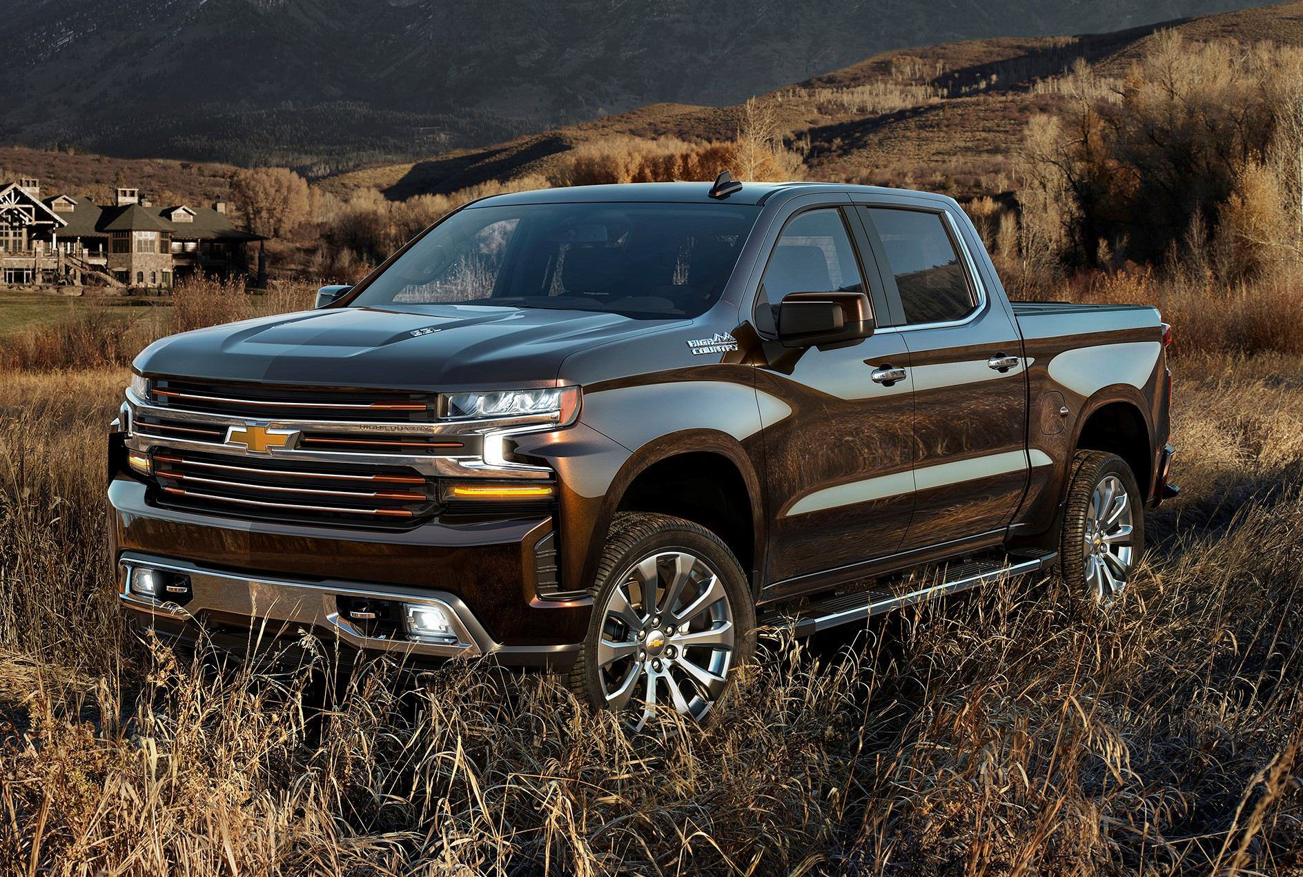 chevy 39 s 2019 silverado gets new 3l duramax diesel larger wheelbase more cargo volume. Black Bedroom Furniture Sets. Home Design Ideas