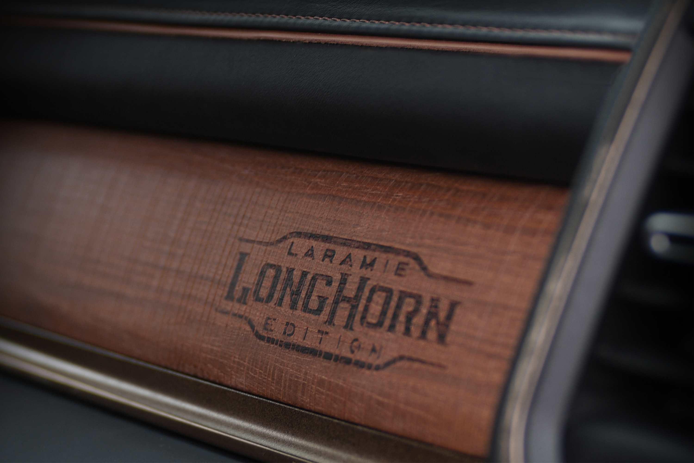 2019 Ram 1500 Laramie Longhorn U2013 Wood And Wrapped Details
