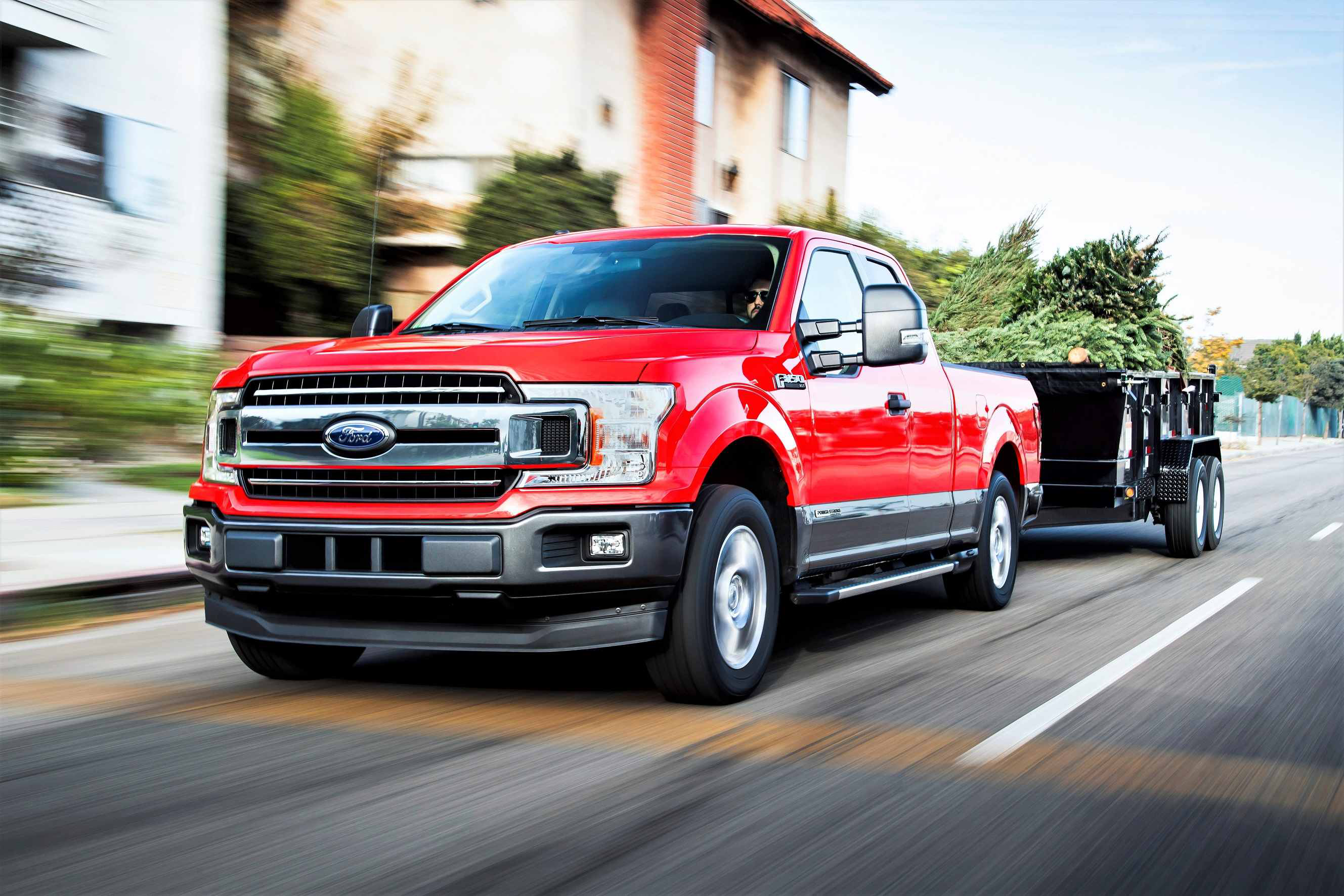 Ford S First Ever F 150 Stroke Sel Will Hit The Market This Spring With Segment Best Torque Towing And Fuel Economy Company Announced Today