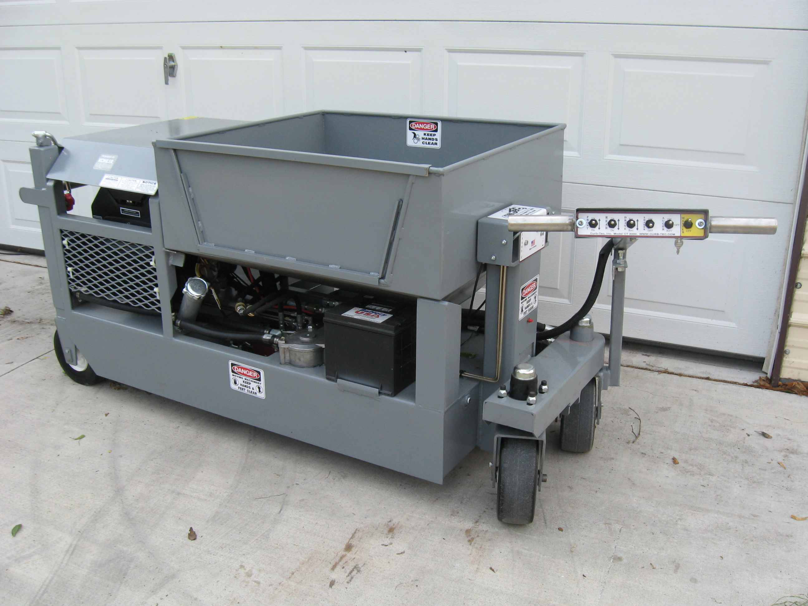 Diadon Enterprises Curb And Gutter Machine Manufacturers