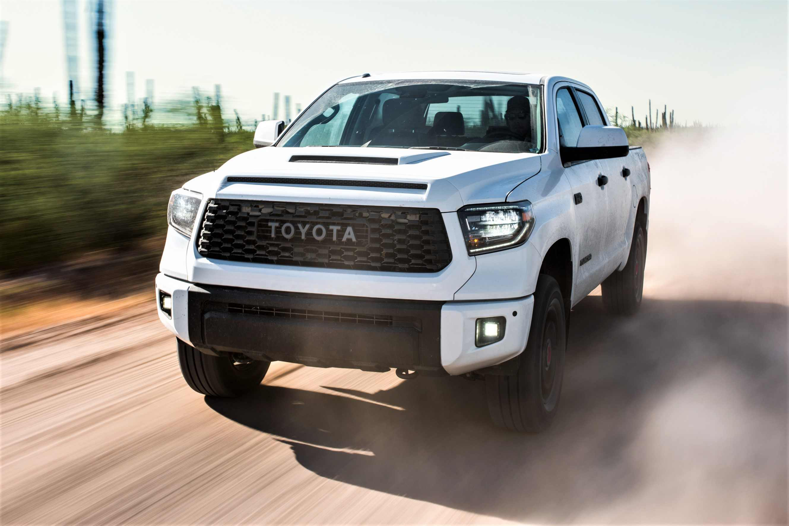 toyota unveils 2019 tundra tacoma 4runner trd pro lineup. Black Bedroom Furniture Sets. Home Design Ideas