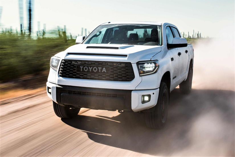 Baja Auto Sales >> Toyota unveils 2019 Tundra, Tacoma, 4Runner TRD Pro lineup