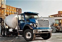 Diesel emissions International HV507 mid-range diesel
