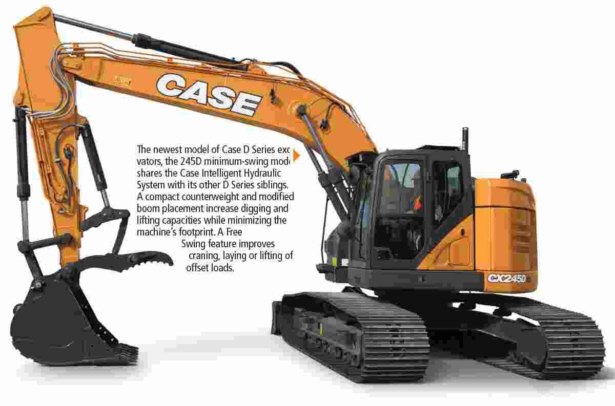 The Smarter Excavator: Burst of tech brings intelligent