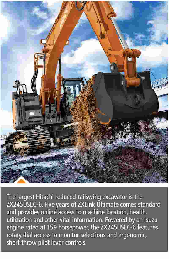 The Smarter Excavator: Burst of tech brings intelligent control to