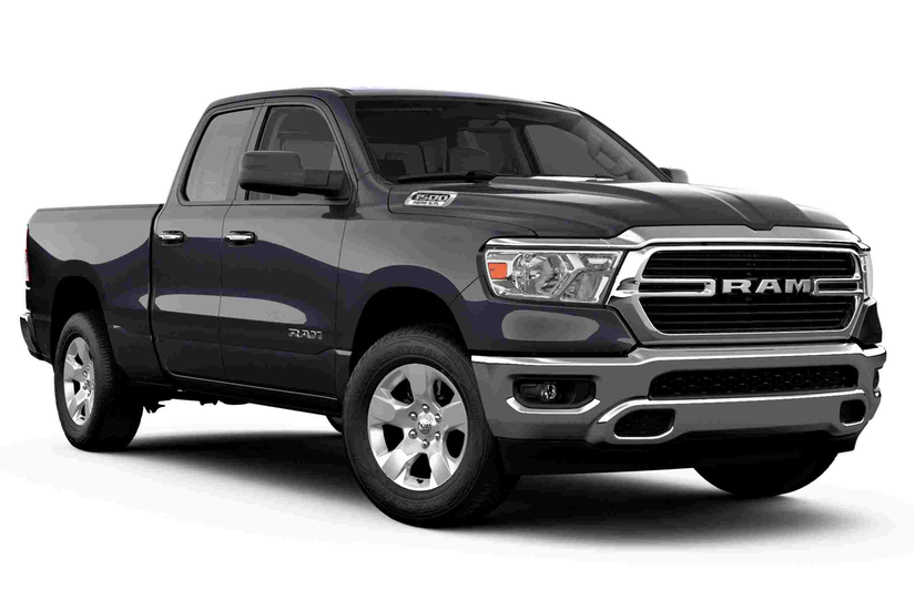 Ram unveils redesigned, Texas-exclusive 2019 Lone Star 1500