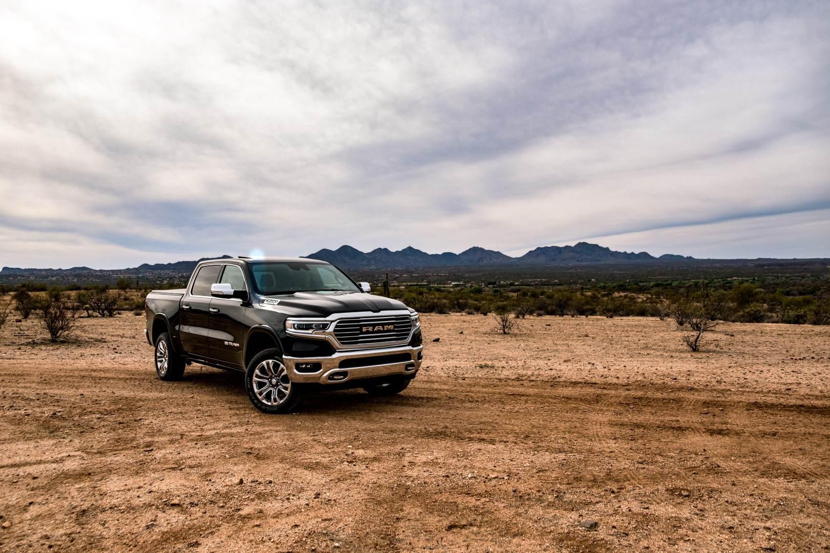 Test drive: 2019 Ram 1500 a luxurious reimagining of a ...
