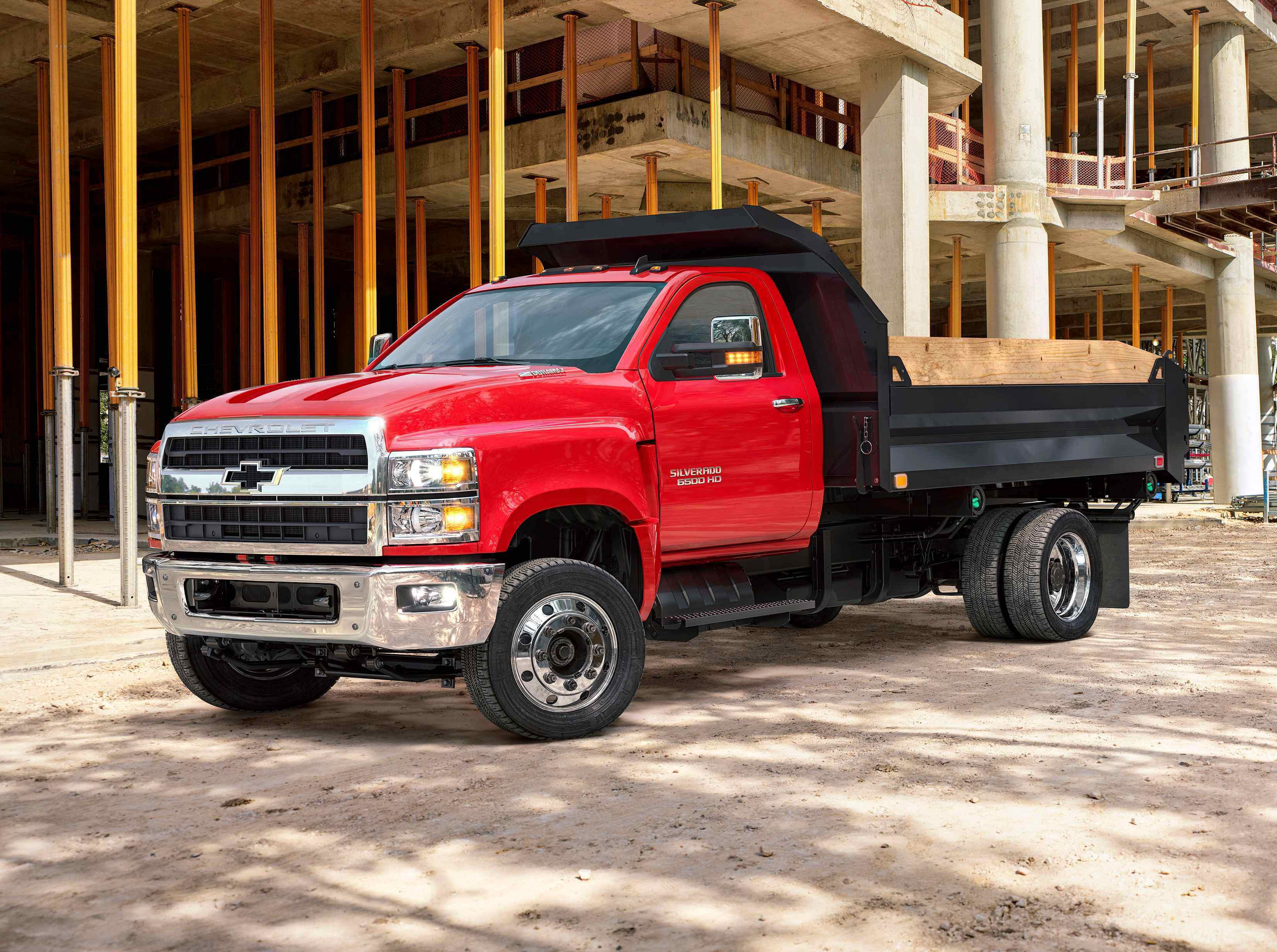 Pricing breakdown of the Chevy Silverado medium-duty trucks