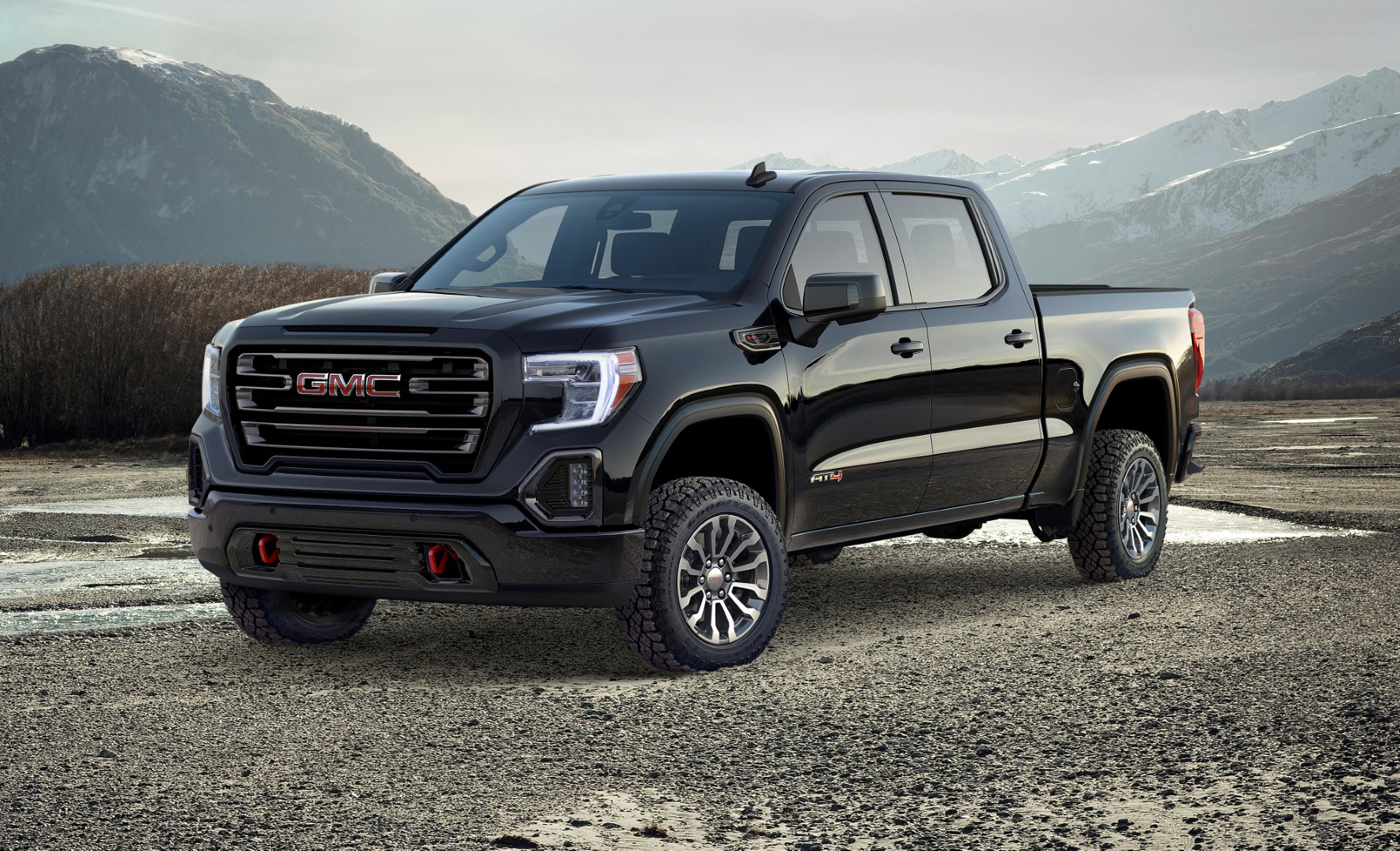 GMC's new Sierra AT4 combines off-road performance with ...