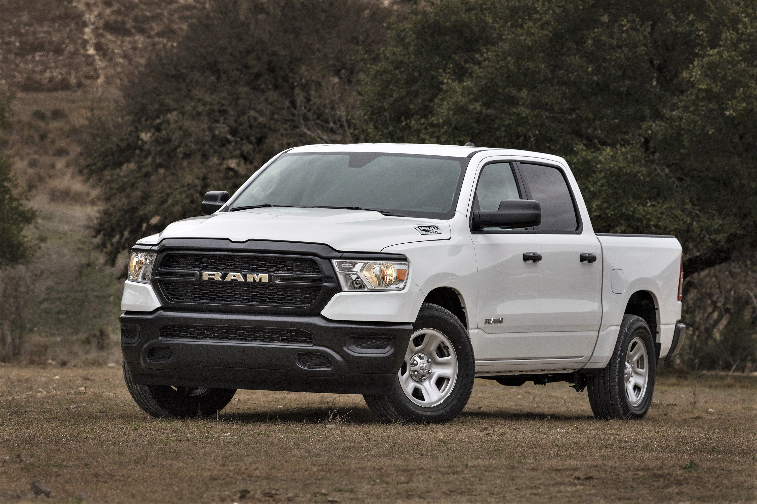 Ram's 2019 1500 Tradesman is a 6-seater truck tailored to ...
