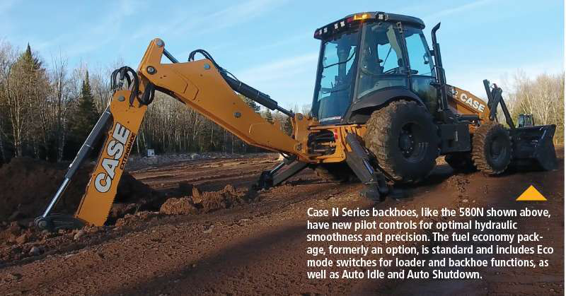 How Backhoe Loaders Stand Out In The Equipment World