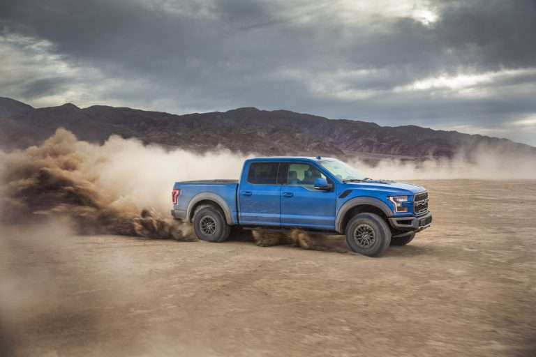 Tracking Devices For Trucks >> 2019 Ford F-150 Raptor debuted with all new features