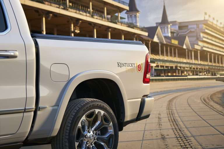 Ram unveils 2019 1500 Kentucky Derby limited edition