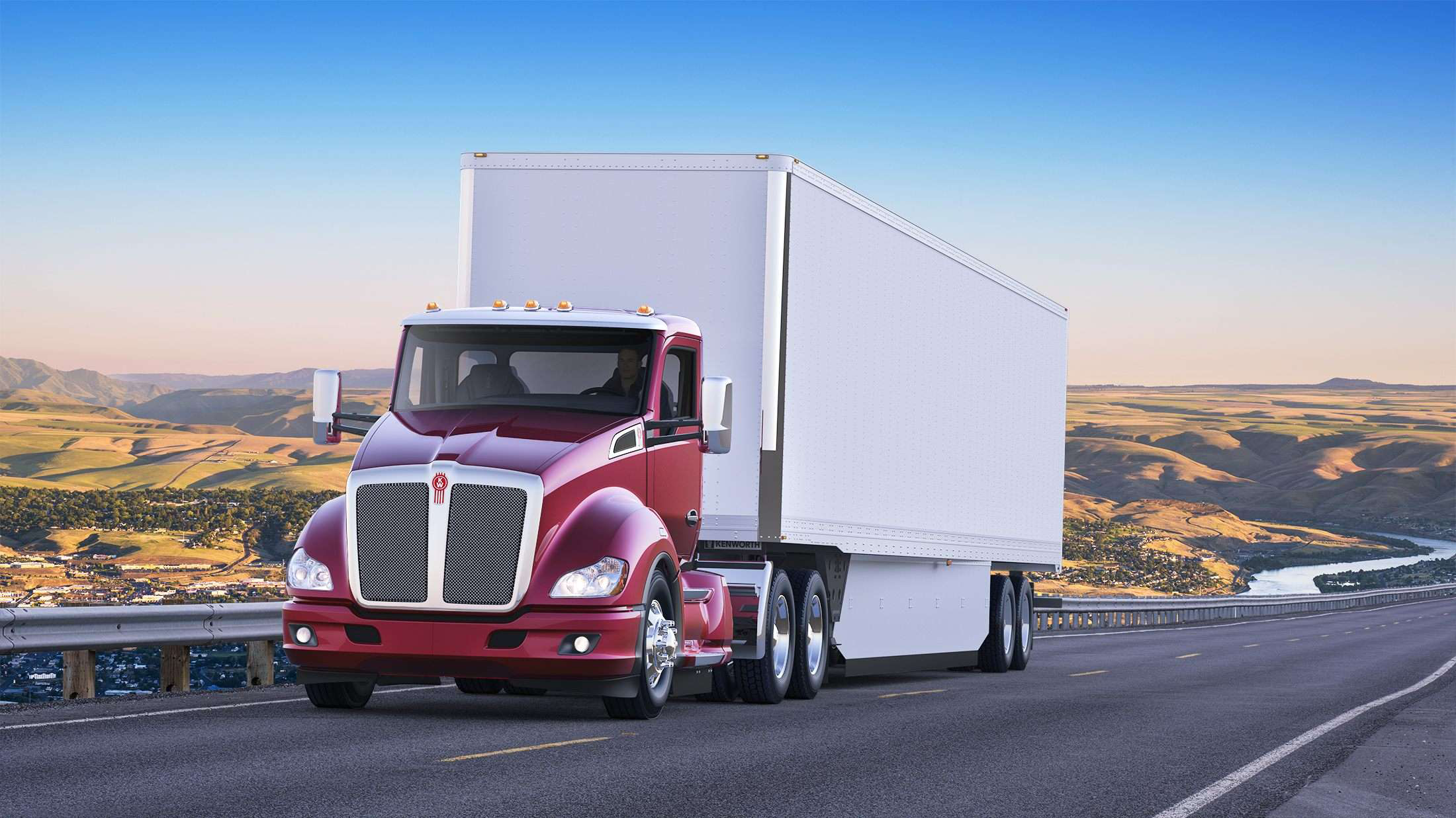 Kenworth T680 T880 Now Available With Lighter Quieter Dana Spl Wiring Diagram 250 Lite Driveline