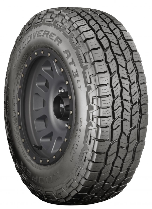 Best All Season Tires >> Cooper Tires debuts two new tires in Discoverer AT3 series