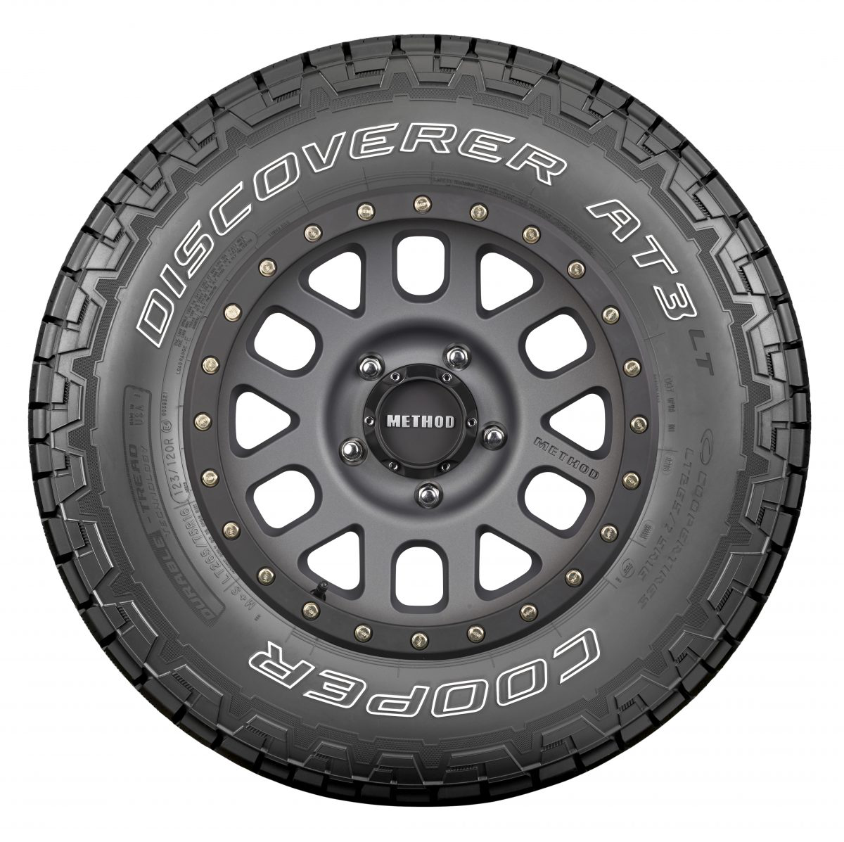 Cooper Tires debuts two new tires in Discoverer AT3 series