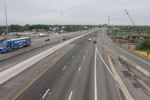 Interstate 95 West River Bridge