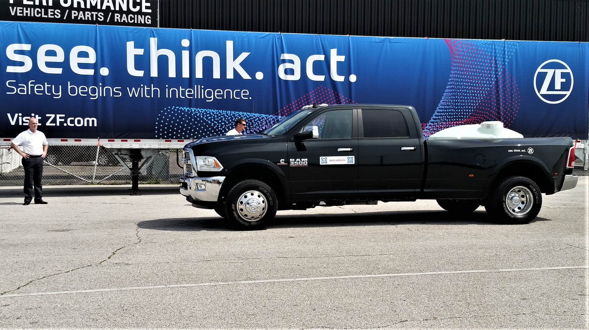 RAM's new 3500 with increased power and better fuel economy