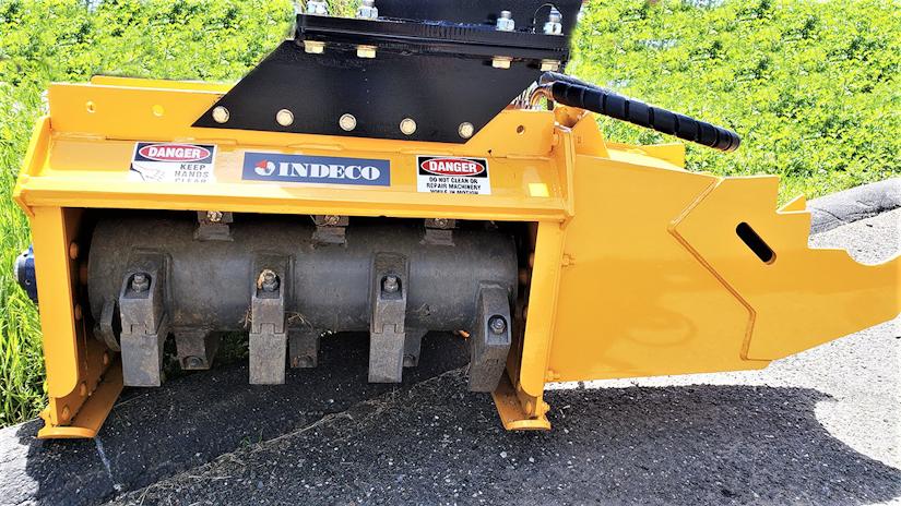 Indeco mulching equipment
