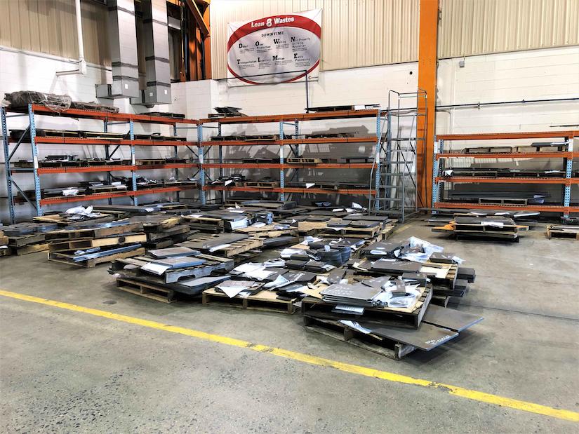 Take a look inside the Manitowoc crane headquarters