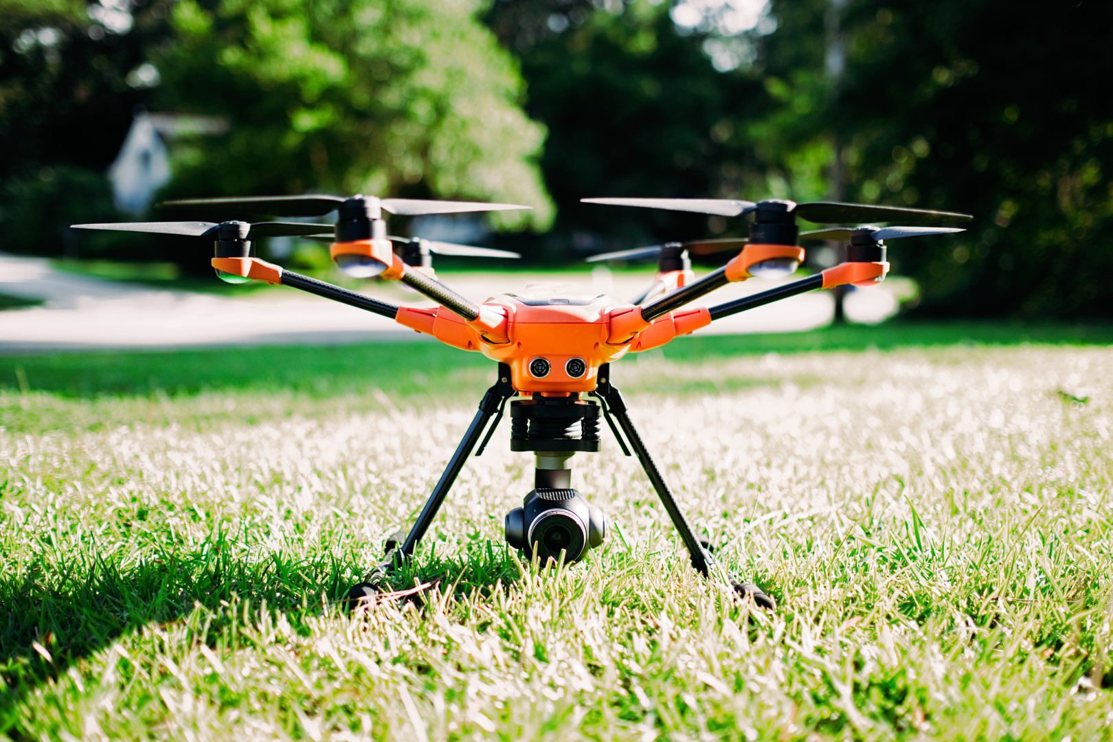 Yuneec H520 is a rugged drone for the construction industry