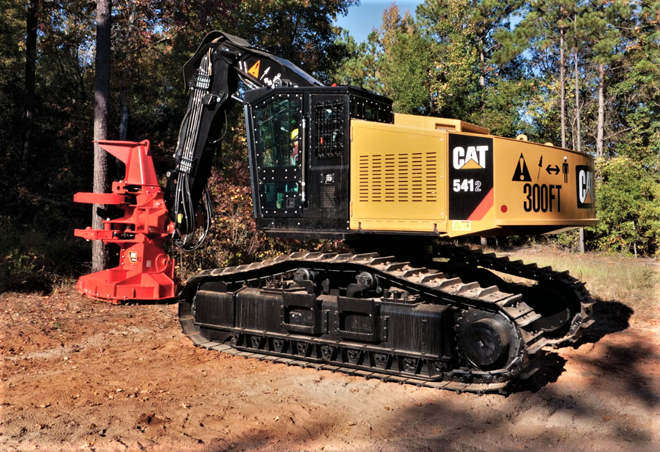 Weiler To Take Over CAT Forestry Specific Heavy Equipment