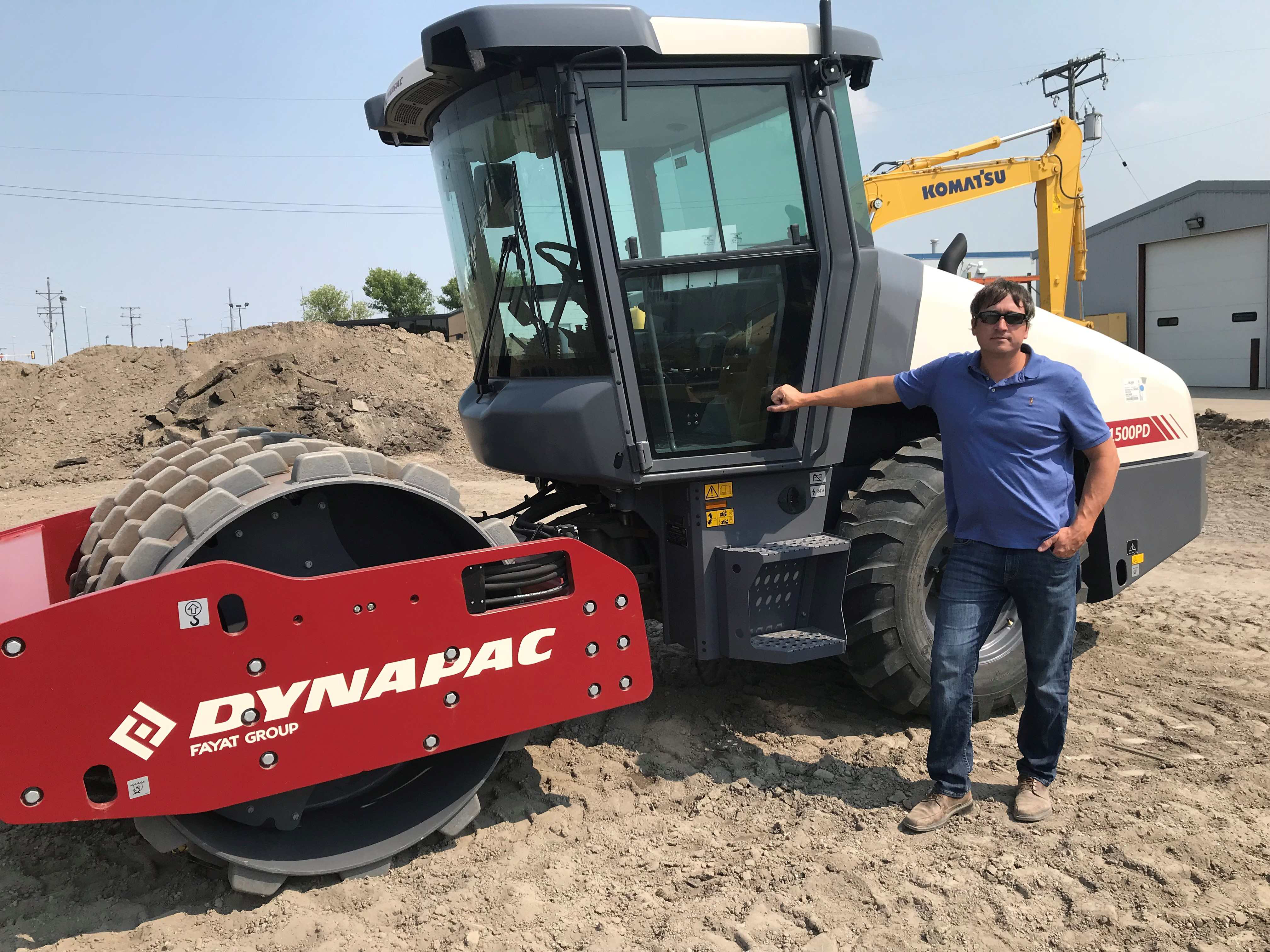 General Equipment & Supplies Joins Dynapac Dealer Network