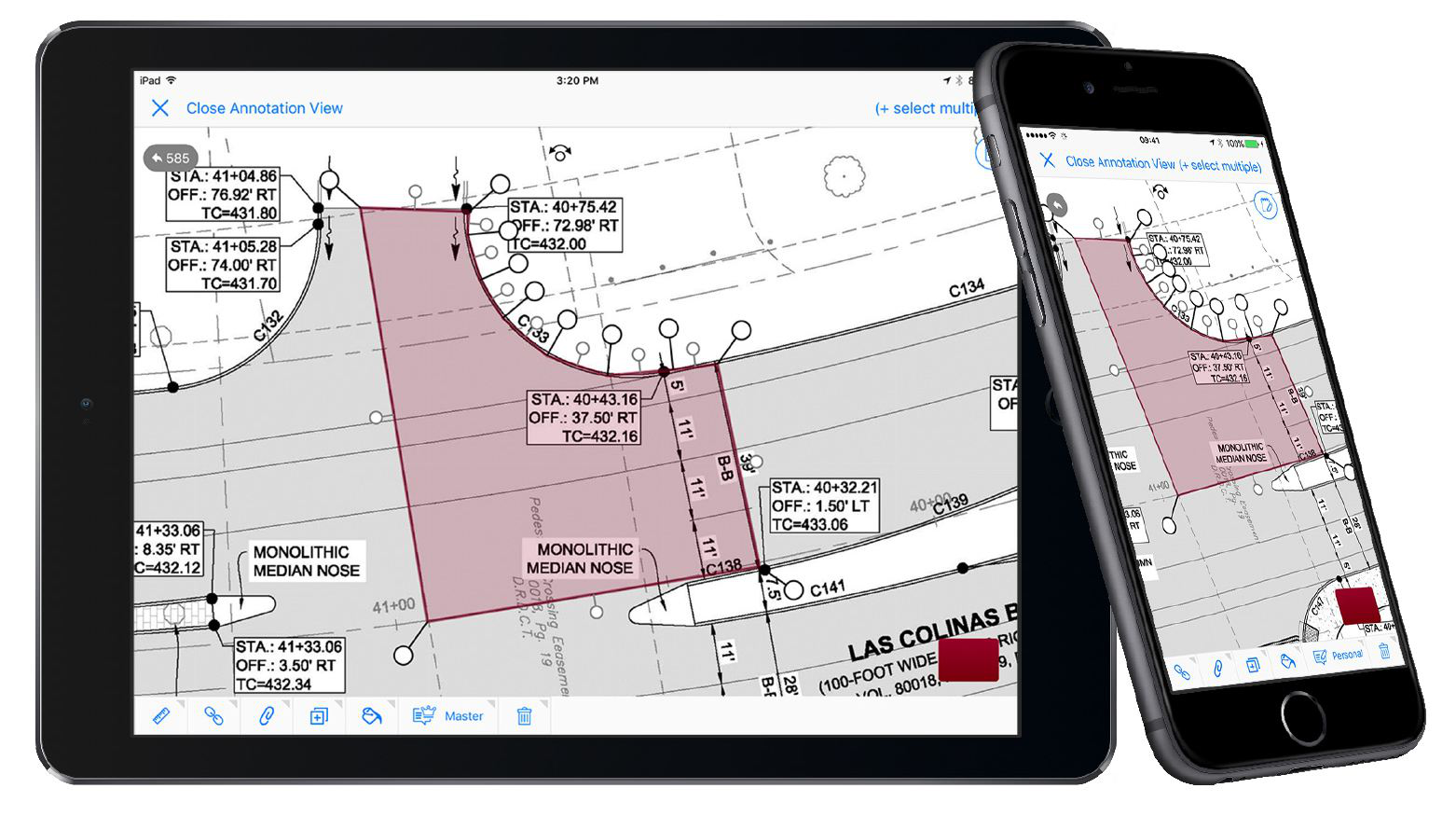 Digital blueprints in your pocket with hcss plans software offering both web and mobile platforms the new hcss plans software enables superintendents and project managers to share plans changes and markups malvernweather Choice Image