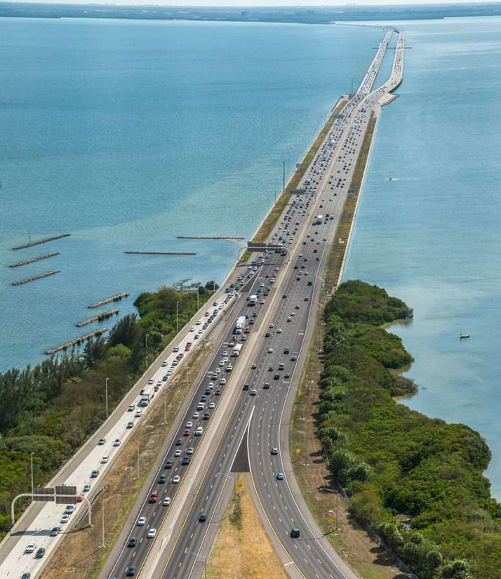 FDOT's $814M Howard Frankland Bridge Project