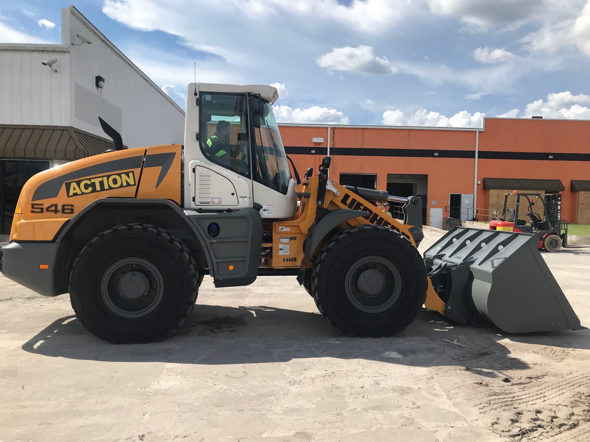 Action Equipment becomes Liebherr USA dealer
