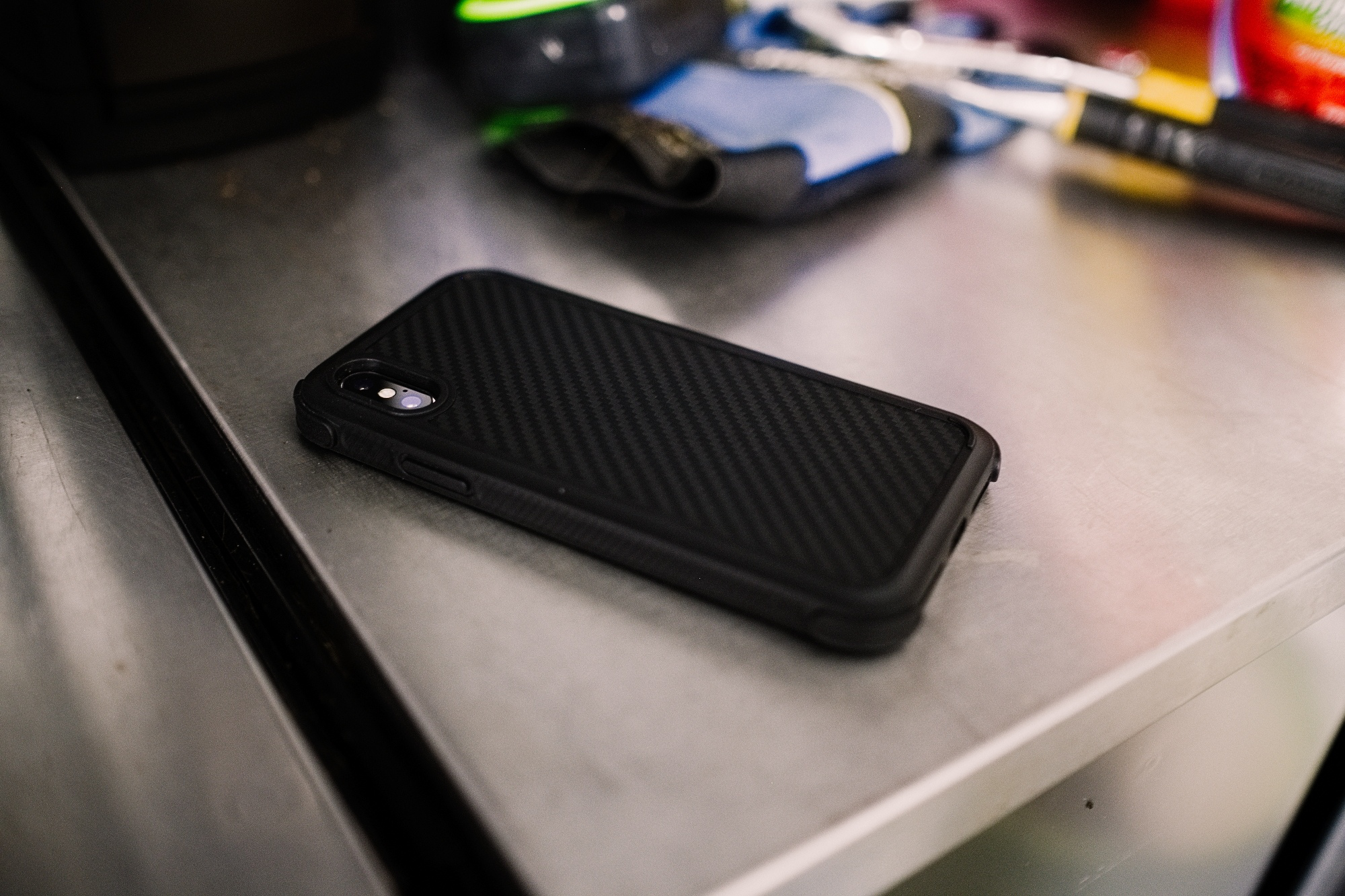 competitive price a7fa8 1c7d8 Review of PITAKA's MagCase Pro for iPhone X