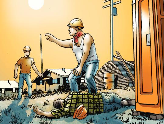 Equipment World construction safety