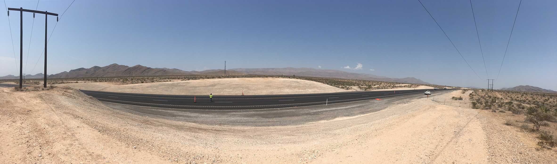 U S Highway 93 Roadwork Coming To An End