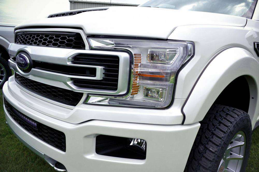 Tracking Devices For Trucks >> Custom Harley-Davidson Ford F-150 is back for 2019