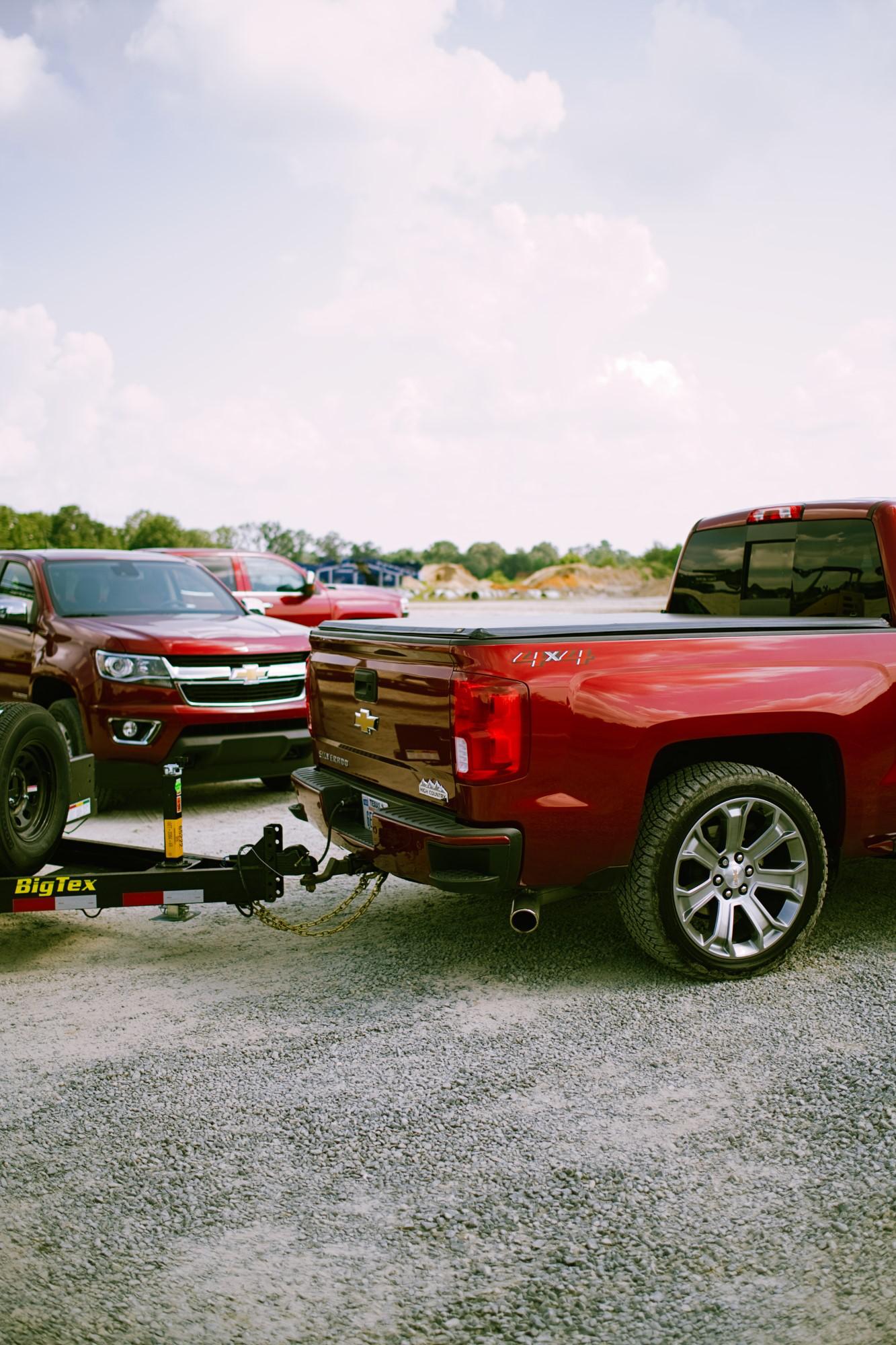 trailer hitch for chevy silverado