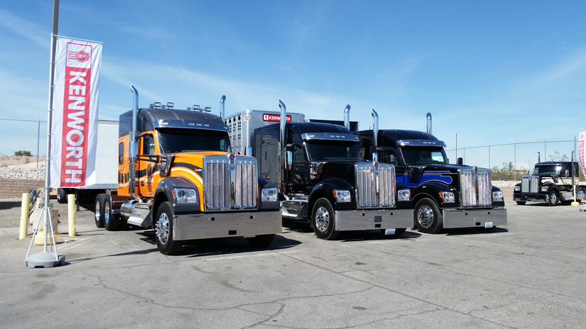 Truck Cab Styles >> Differences between Kenworth's W900L and W990