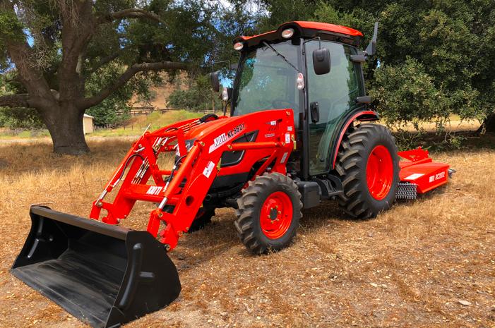 Kioti launches new DK10SE, CK10SE tractors with loader