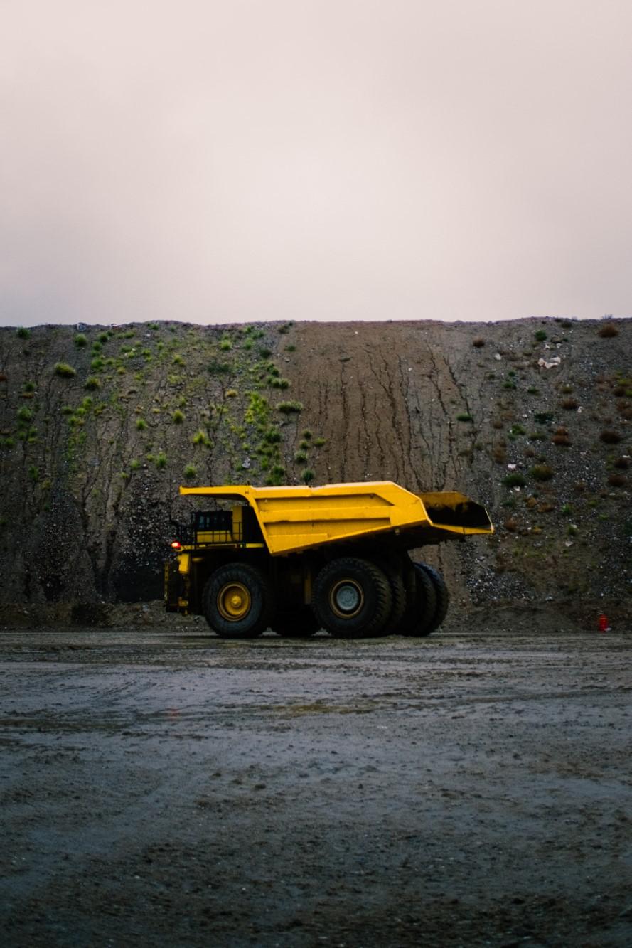 Komatsu's autonomous haul trucks work and the technology