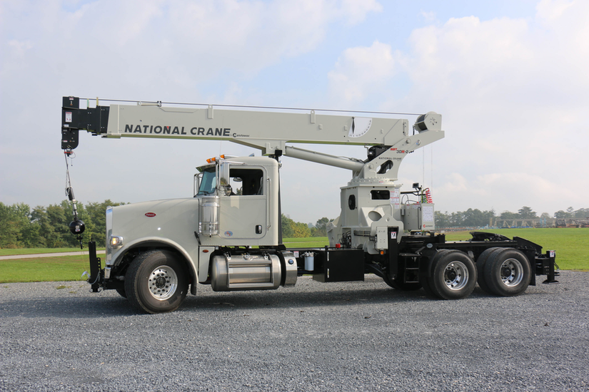 National Crane introduces tractor-mounted NBT30H-2 TM