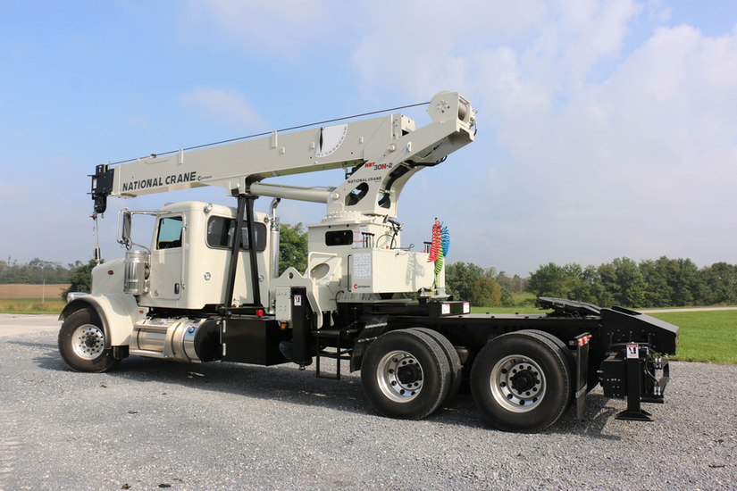 National Crane Introduces Tractor Mounted Nbt30h 2 Tm