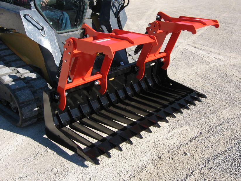 Turn Your Equipment Into Land Clearing Machines With These 13