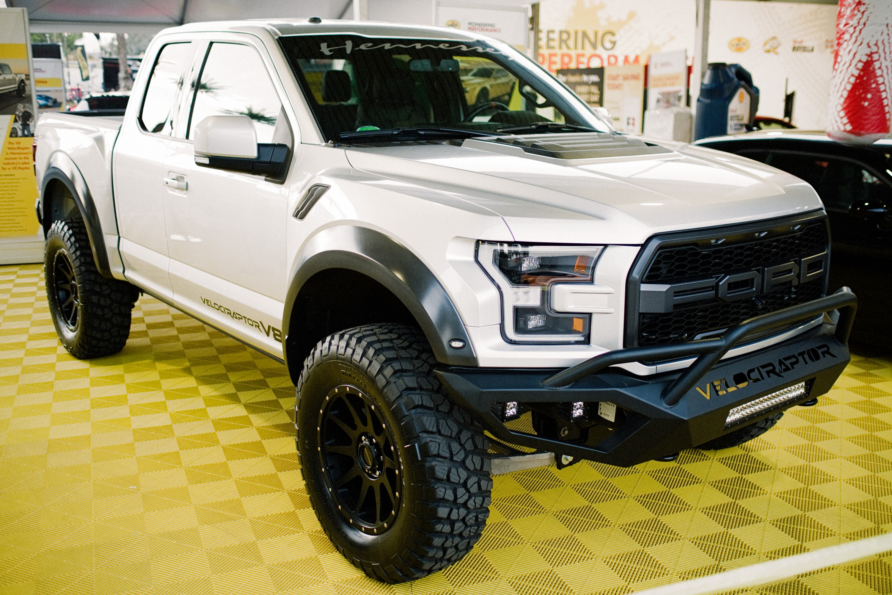 Ford Introduces 2019 Velociraptor With V8 Engine
