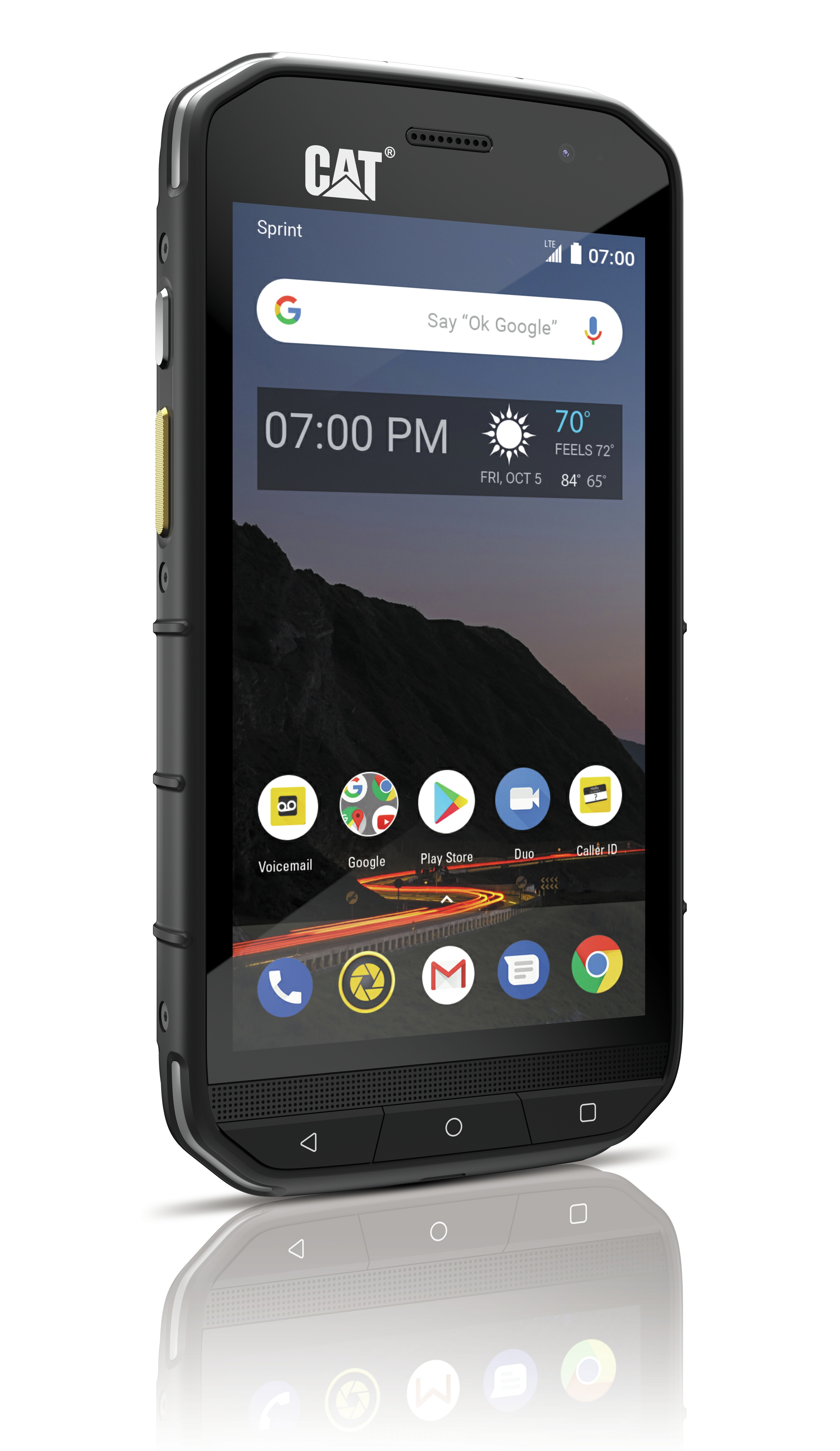 Caterpillar launches S48C smartphone at U S  Sprint stores